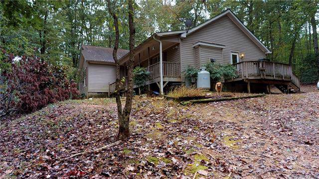 584 Upper Glady Fork Road, Candler, NC 28715 (#3558325) :: High Performance Real Estate Advisors