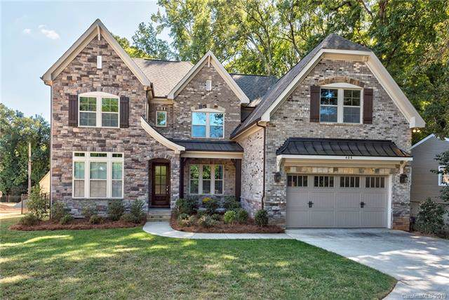 406 Sharon Amity Road, Charlotte, NC 28211 (#3558331) :: BluAxis Realty