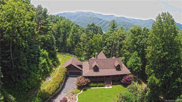 416 Granger Mountain Road, Hot Springs, NC 28743 (#3558333) :: Stephen Cooley Real Estate Group