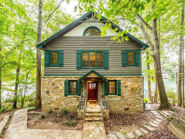171 Blarney Road, Lake Lure, NC 28746 (#3558373) :: Keller Williams Professionals