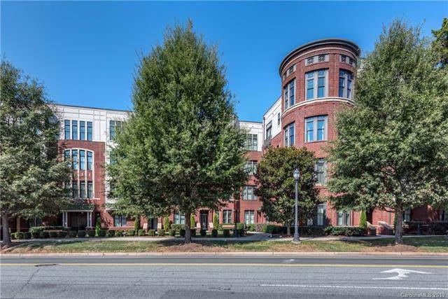 2810 Selwyn Avenue #207, Charlotte, NC 28209 (#3558401) :: High Performance Real Estate Advisors