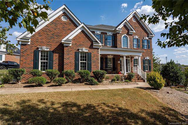 9902 Hillspring Drive, Huntersville, NC 28078 (#3558409) :: Carlyle Properties