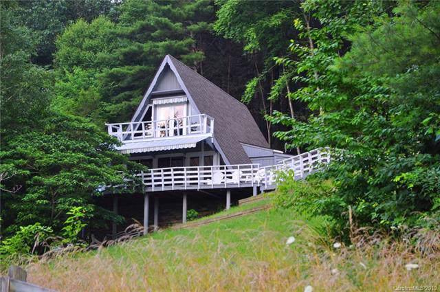 414 Granger Mountain Road, Hot Springs, NC 28743 (#3558428) :: Rinehart Realty