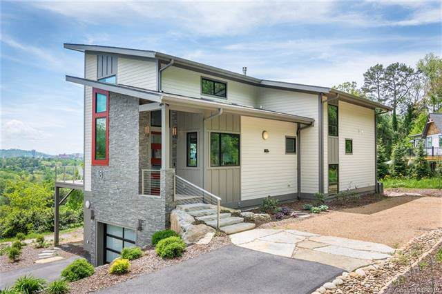 18 Lookout Road, Asheville, NC 28804 (#3558477) :: Miller Realty Group