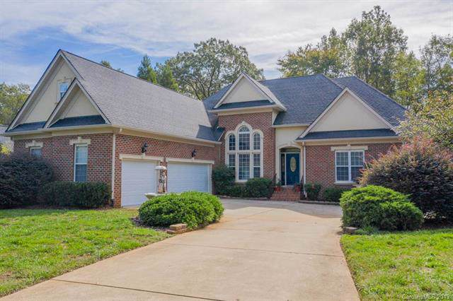 10532 Old Brassle Drive, Mint Hill, NC 28227 (#3558597) :: Robert Greene Real Estate, Inc.