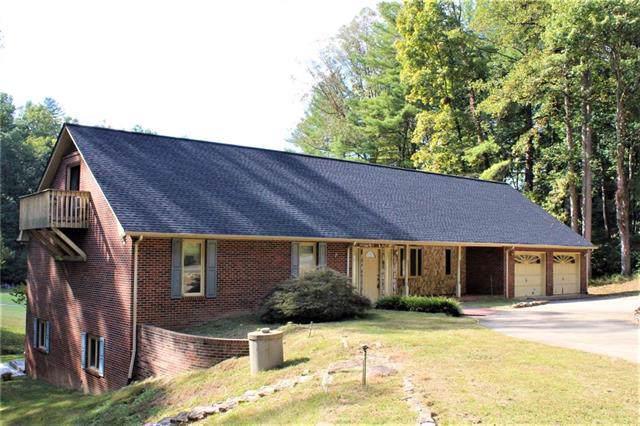 1546 Mountain Circle Drive, Lenoir, NC 28645 (#3558681) :: Besecker Homes Team