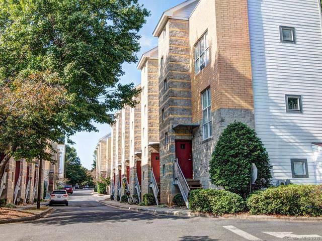 2016 Atherton Heights Lane Unit 29, Charlotte, NC 28203 (#3558695) :: High Performance Real Estate Advisors