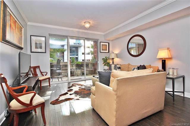 300 W 5th Street #235, Charlotte, NC 28202 (#3558706) :: Robert Greene Real Estate, Inc.