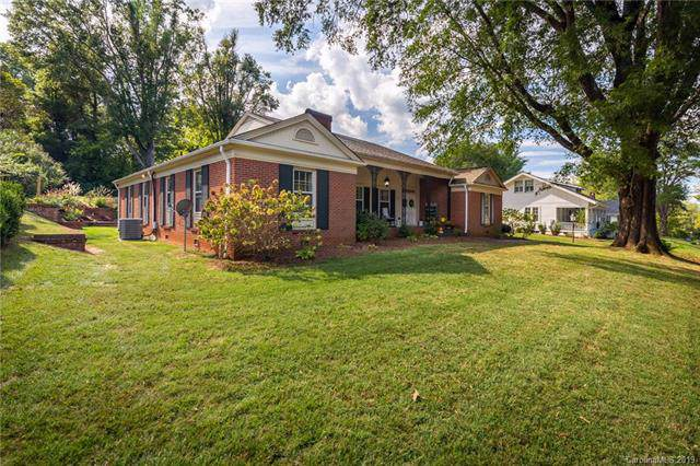 101 Terrace Place, Morganton, NC 28655 (#3558713) :: High Performance Real Estate Advisors