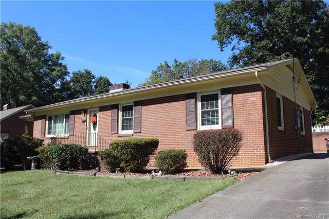 208 Ervin Road, Morganton, NC 28655 (#3558820) :: High Performance Real Estate Advisors