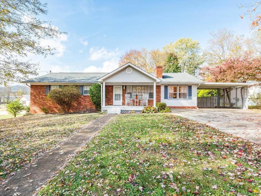 5 Sunset Drive, Swannanoa, NC 28778 (#3558938) :: Mossy Oak Properties Land and Luxury