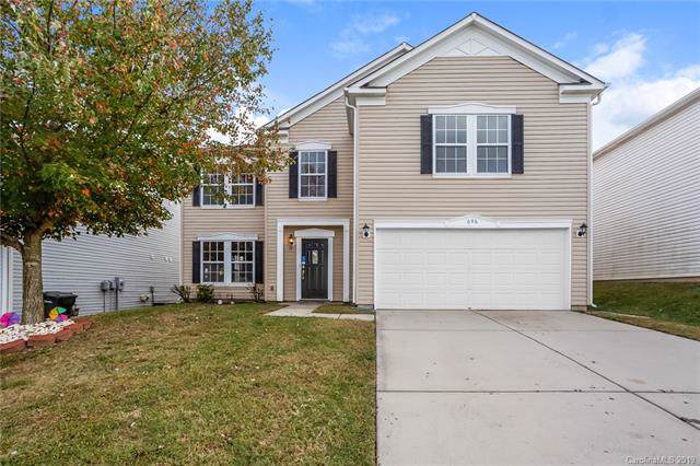 696 Shellbark Drive, Concord, NC 28025 (#3558990) :: Robert Greene Real Estate, Inc.