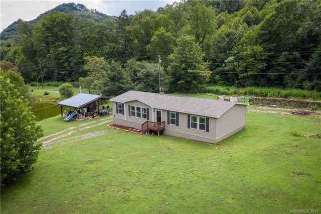 495 Caldwell Drive, Maggie Valley, NC 28751 (#3558991) :: Exit Realty Vistas