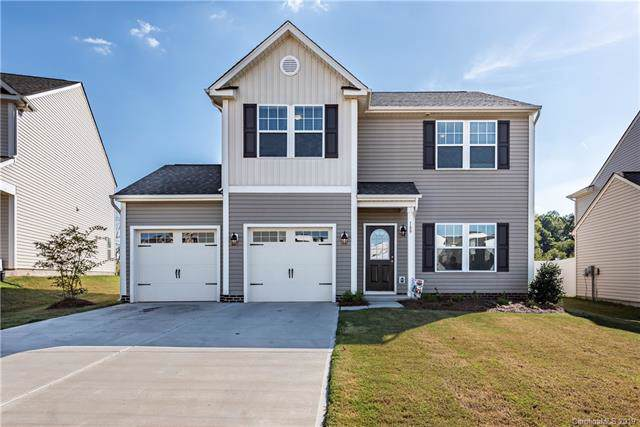 189 Fesperman Circle, Troutman, NC 28166 (#3558995) :: Odell Realty