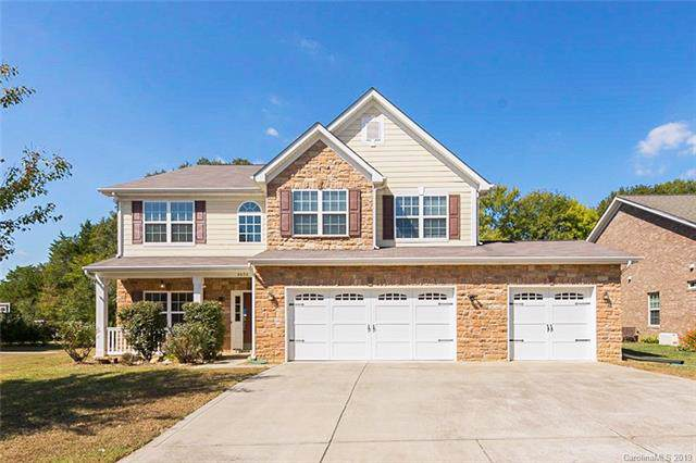 4006 Thorndale Road, Indian Trail, NC 28079 (#3559022) :: Carlyle Properties