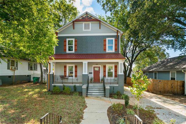 331 State Street, Charlotte, NC 28208 (#3559045) :: Stephen Cooley Real Estate Group
