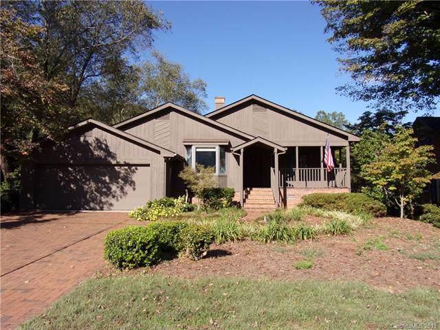 110 Creekside Drive, Morganton, NC 28655 (#3559050) :: High Performance Real Estate Advisors