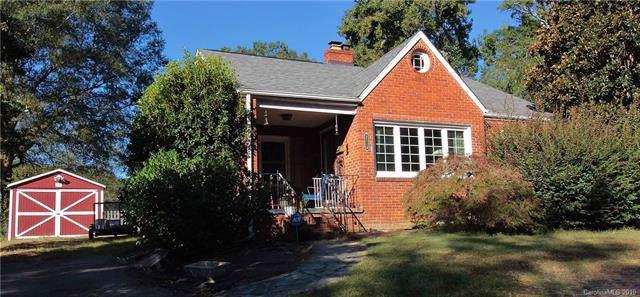 2118 Mecklenburg Avenue, Charlotte, NC 28205 (#3559127) :: Robert Greene Real Estate, Inc.