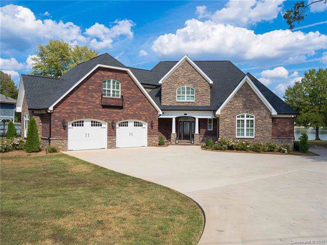 211 Wilson Lake Road, Mooresville, NC 28117 (#3559129) :: Odell Realty