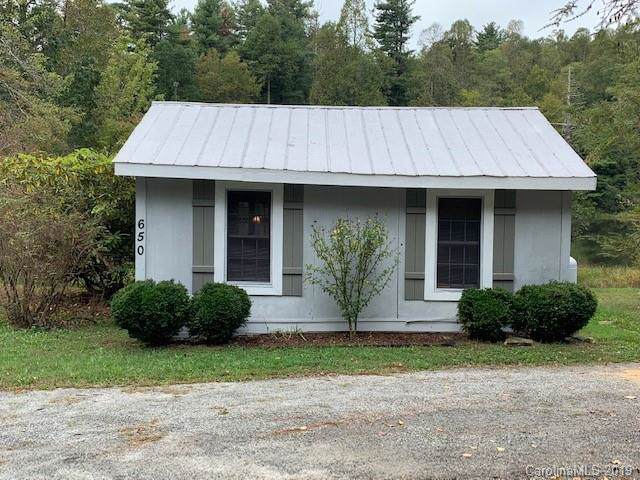 650 Shumont Road, Black Mountain, NC 28711 (#3559234) :: Rinehart Realty
