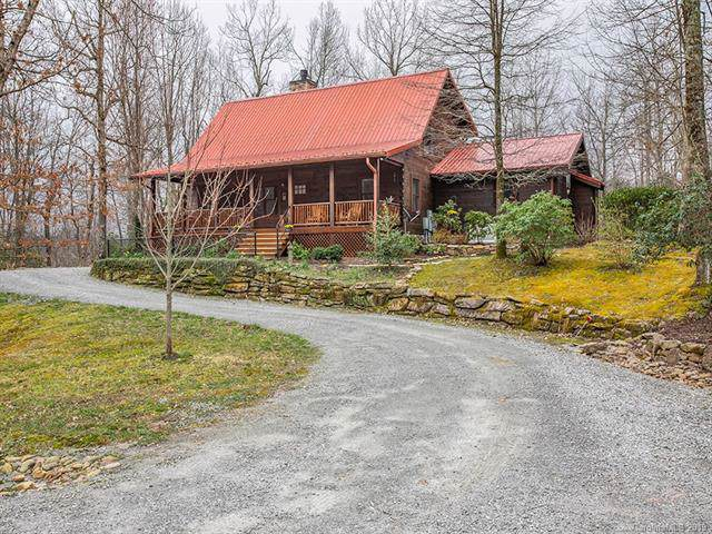 421 Fox Tower Road, Brevard, NC 28712 (#3559241) :: BluAxis Realty