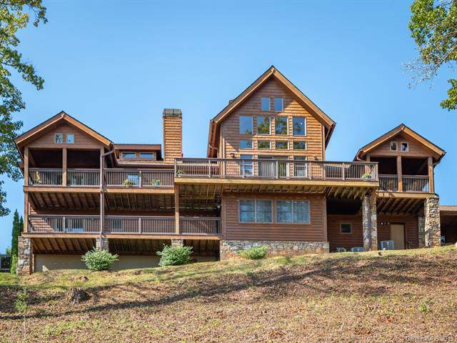 23 Chimney Crest Drive, Asheville, NC 28806 (#3559248) :: MartinGroup Properties