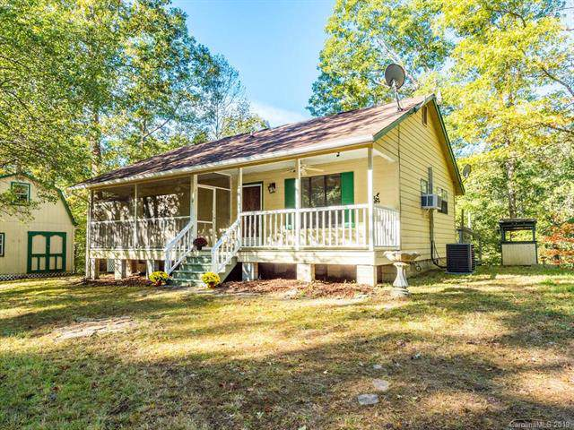 111 Hawks Court, Lake Lure, NC 28746 (#3559275) :: Team Honeycutt