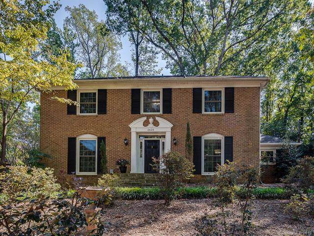 2624 Goneaway Road, Charlotte, NC 28210 (#3559281) :: Stephen Cooley Real Estate Group