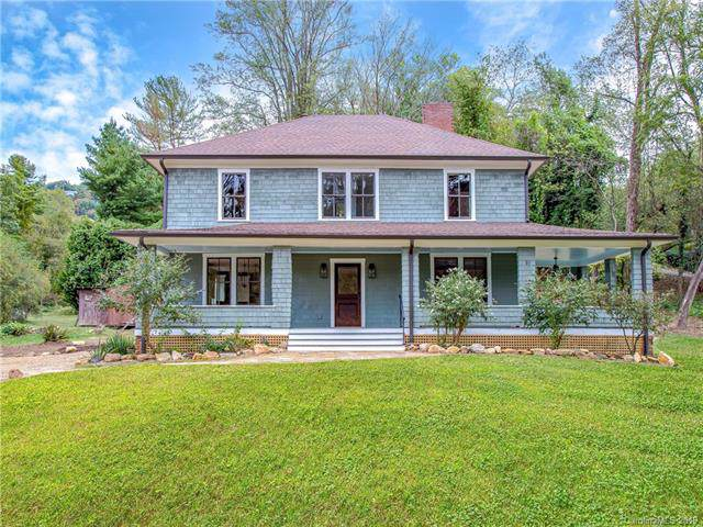 9 Pinecroft Road, Asheville, NC 28804 (#3559330) :: Cloninger Properties