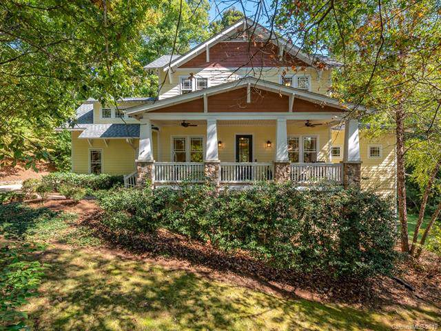 67 White Ash Drive, Asheville, NC 28803 (MLS #3559333) :: RE/MAX Journey