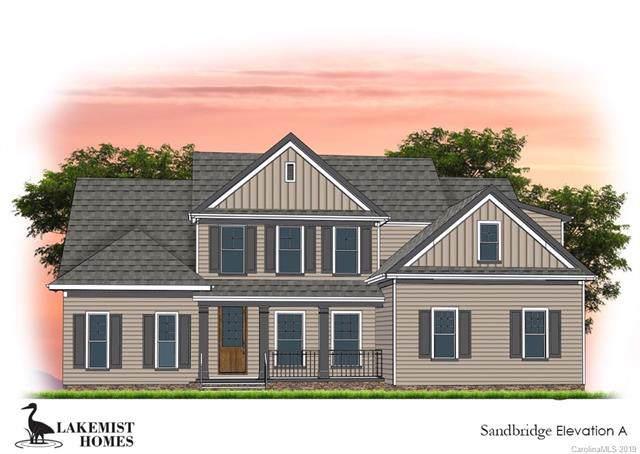 179 Hidden Meadows Drive #8, Mooresville, NC 28117 (#3559349) :: MartinGroup Properties