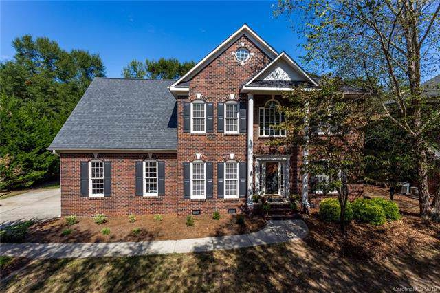5720 Woodridge Court, Concord, NC 28027 (#3559360) :: High Performance Real Estate Advisors