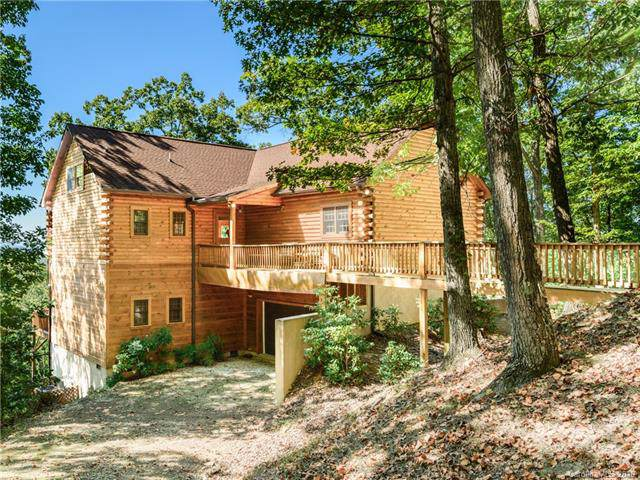 176 Skyview Drive, Saluda, NC 28773 (#3559372) :: Miller Realty Group