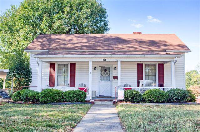 621 Juniper Avenue, Kannapolis, NC 28081 (#3559418) :: Odell Realty