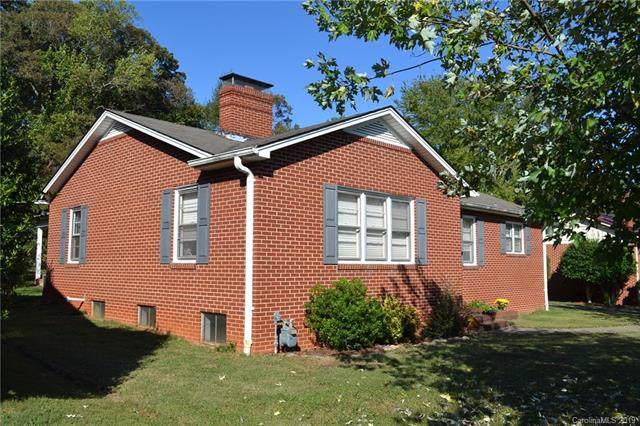 208 Park Street, Morganton, NC 28655 (#3559431) :: High Performance Real Estate Advisors