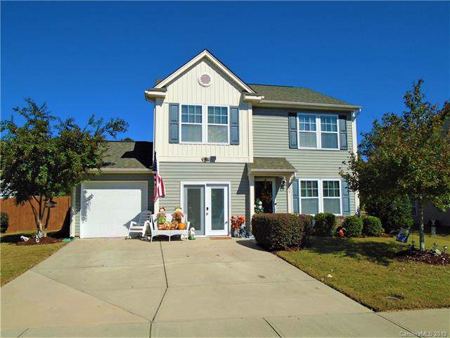 1435 Winter Drive, Statesville, NC 28677 (#3559450) :: LePage Johnson Realty Group, LLC