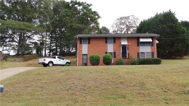 1250 Riverview Drive, Hickory, NC 28602 (#3559528) :: Exit Realty Vistas