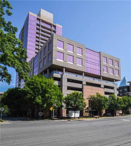 315 Arlington Avenue #604, Charlotte, NC 28203 (#3559530) :: LePage Johnson Realty Group, LLC