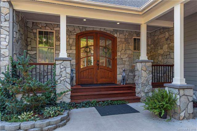 145 Inverness Drive, Waynesville, NC 28785 (#3559547) :: BluAxis Realty