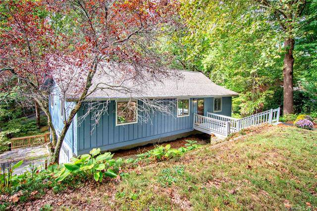 32 Cedar Trail, Asheville, NC 28803 (#3559556) :: Keller Williams Professionals