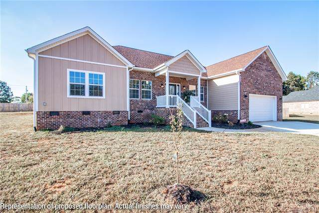 Lot 10 Wingate Hill Road, Denver, NC 28037 (#3559596) :: Odell Realty