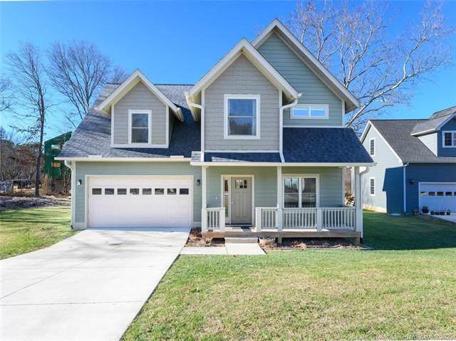 16 Linn Garden Lane, Swannanoa, NC 28778 (#3559606) :: Exit Realty Vistas