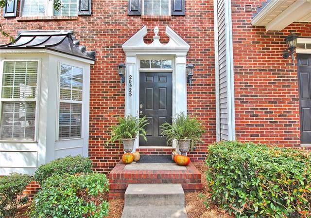 20425 Harbor View Drive, Cornelius, NC 28031 (#3559650) :: Homes Charlotte