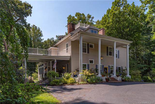 127 Balsam Drive, Waynesville, NC 28786 (#3559686) :: Charlotte Home Experts