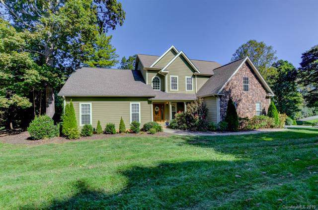 107 Berry Hill Drive, Hendersonville, NC 28791 (#3559714) :: Besecker Homes Team