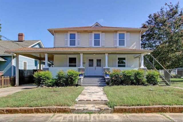 138 Ridge Avenue, Salisbury, NC 28144 (MLS #3559741) :: RE/MAX Impact Realty