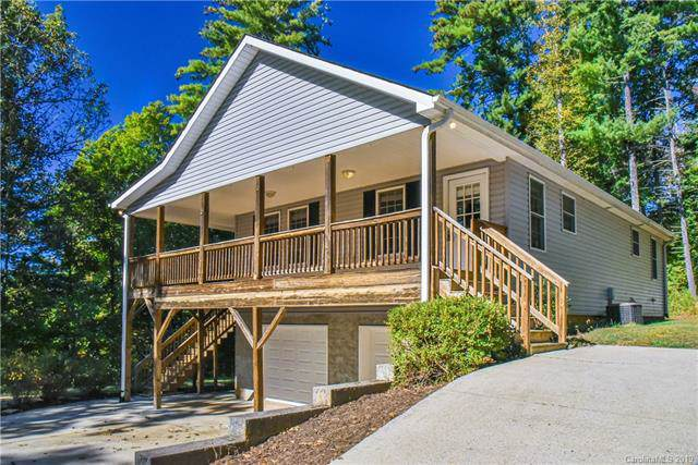 45 Marshbanks Ridge, Weaverville, NC 28787 (#3559744) :: The Ramsey Group