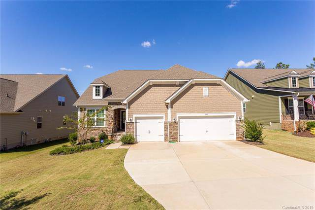 246 Sweet Briar Drive, Indian Land, SC 29707 (#3559790) :: Roby Realty
