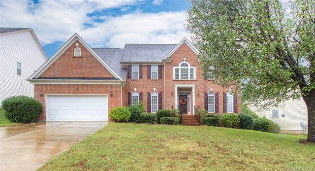 3534 Weddington Ridge Lane, Matthews, NC 28105 (#3559798) :: Rinehart Realty