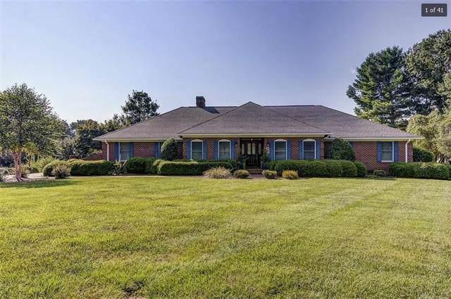 2467 Birdie Lane NE, Conover, NC 28613 (#3559800) :: MartinGroup Properties